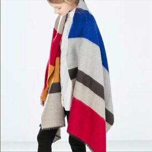 Zara blanket scarf 🧣